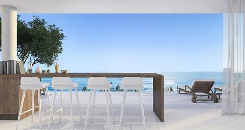 la villa vue sur mer idéale