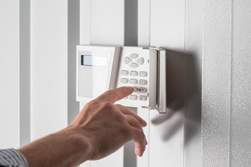 un système d'alarme à Nice