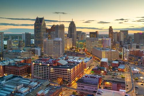 Immobilier à Detroit